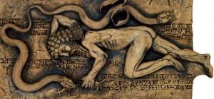 Gilgamesh-et-le-serpent