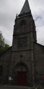 Eglise Saint-Jean-Baptiste à Randan
